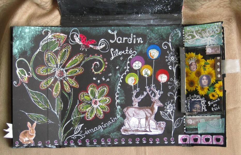 Jardins extraordinaires - jardin imaginaire (liberté)