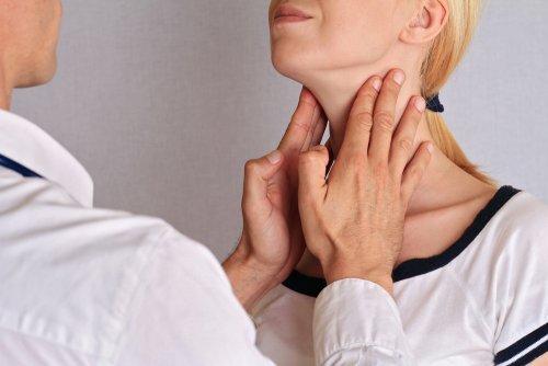 massage de la thyroïde pour améliorer l'hypothyroïdie