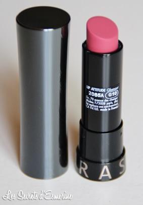lip attitude glamour, sephora, sentimental rose, g10