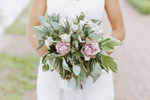 How do you choose the right flowers for your wedding?