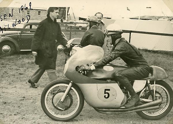 """""""Photos Trouvées"""" du G.P. de France 1961 et ..."""