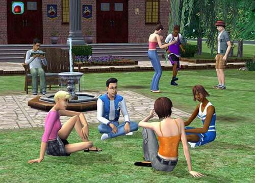 Les Sims 2 : progression visible !