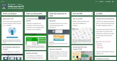 Une sélection d'outils pour les enseignants