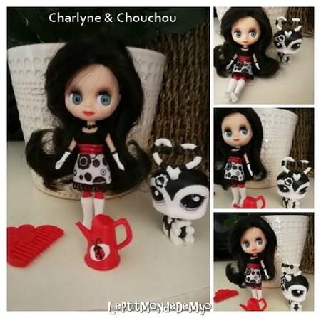 Charlyne et Gracie
