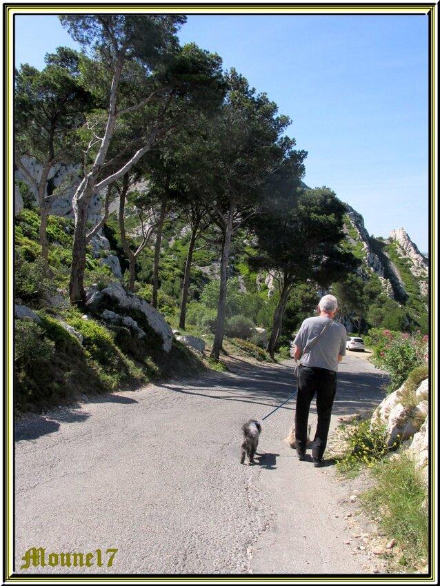 Calanque de Sormiou (Marseille 2017)