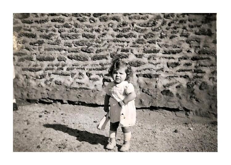 Souvenir d'enfance - 1953 - J'attends vos photos.