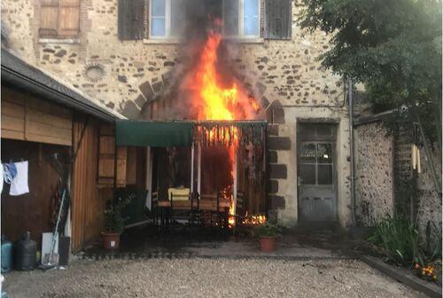 Incendie à Saint-Fargeau : d'origine électrique