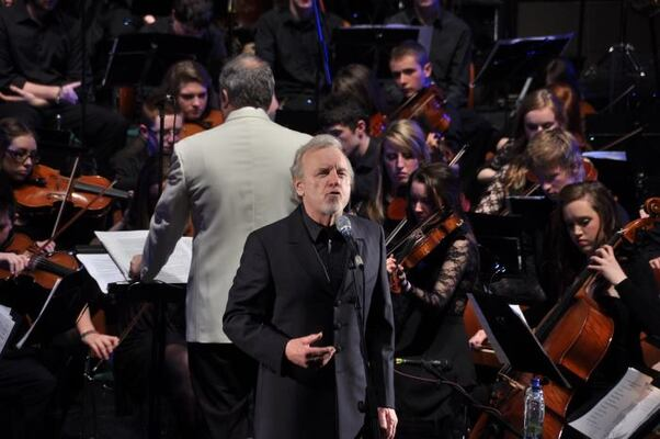 Colm Wilkinson  2011 Cork