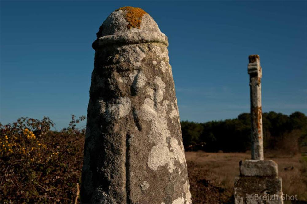 Stèle de Prostlon à Pen-er-Pont