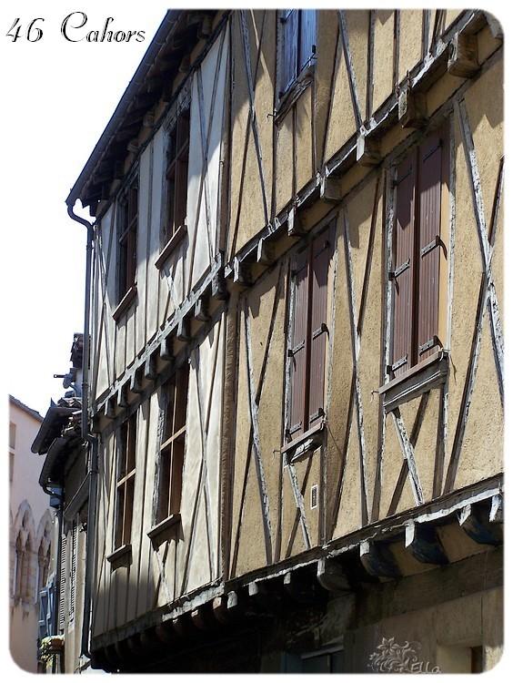 cahors vieille ville