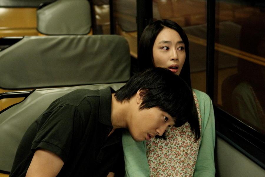 FILM sud-coréen   Hello ghost