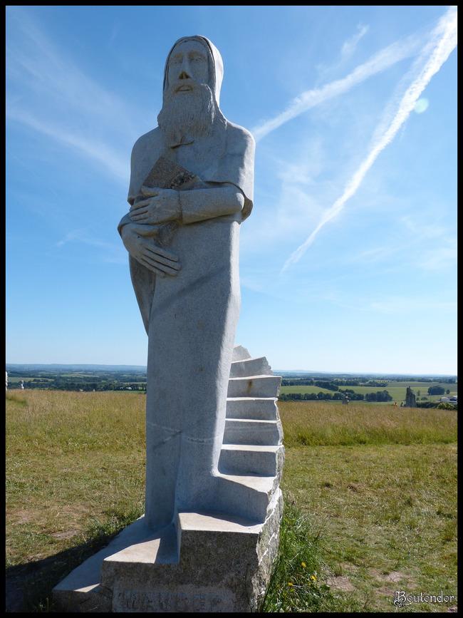 Carnoët - La vallée des saints -série 1