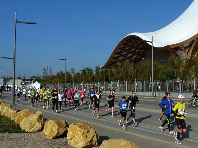 Marathon de Metz - Marc de Metz - 12 2011
