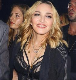 Madonna - 2016 09 10 - Alexander Wang Fest, NYC