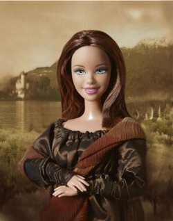 Jocelyne Grivaud, Portrait de Mona Lisa dit La Joconde,