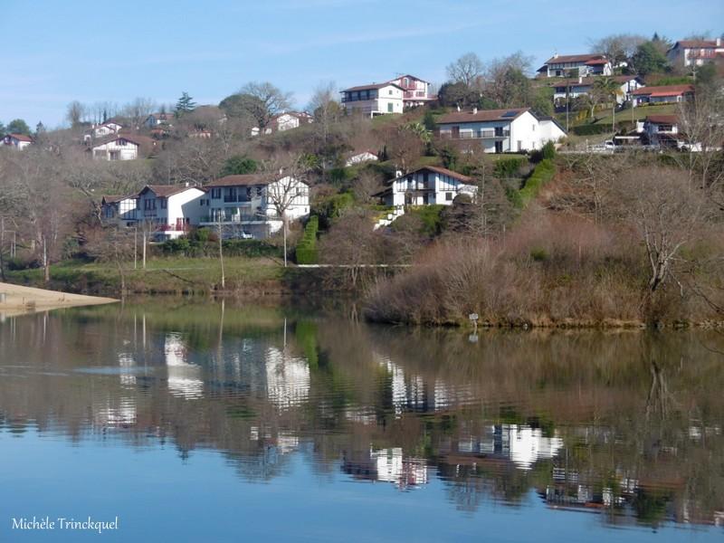 Une balade au Lac de ST PEE SUR NIVELLE (64), le 8 janvier (suite)...