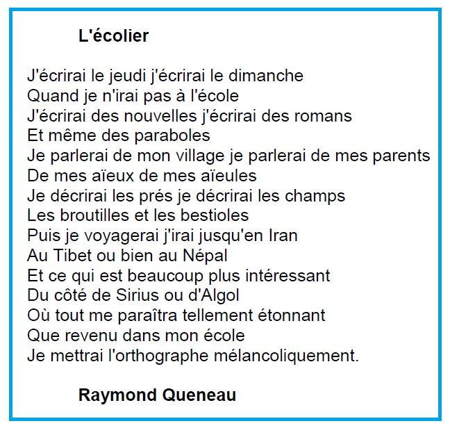 Très L'écolier ..Raymond Queneau - Akia BQ03