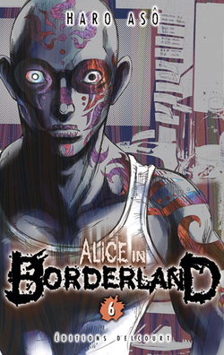 Alice in Borderland - tome 6