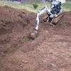 creusage des fondations et ferraillage 004