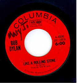 Bob Dylan : Like A Rolling Stone (1965)