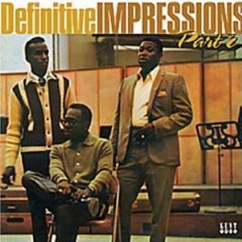 "2003 : Album CD "" Definitive Impressions Part 2 "" Kent Records 213 [ UK ]"