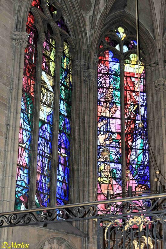 Lorraine, Moselle ,Metz Cathédrale 57000
