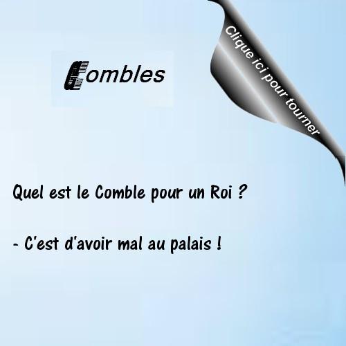 Humour Combles 12