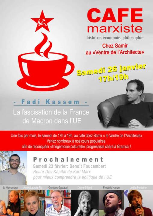 #vidéo La France En Marche vers le fascisme – Par Fadi Kassem (IC.fr-10/02/19)