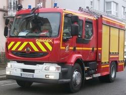 Incendie à Briatexte - 16 janvier 2012