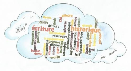 N° 291 : 10 mots dans un nuage