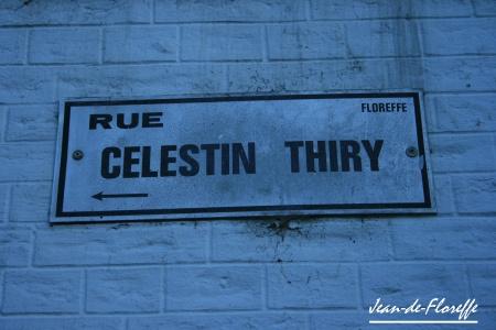 8. La rue Célestin Thiry