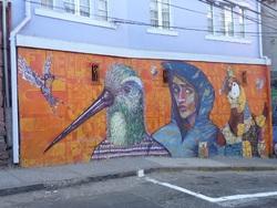 Valparaiso & Santiago