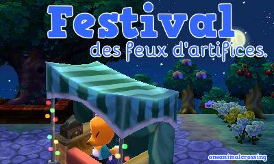 Festival des Feux d'Artifices (Rounardises, lots...)