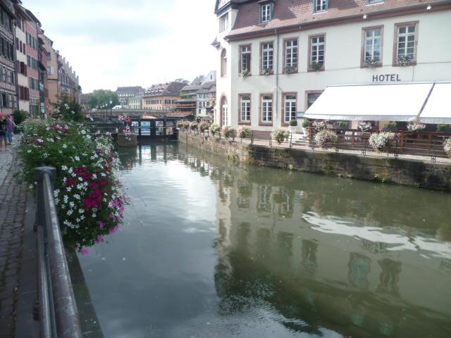 Promenade à Strasbourg