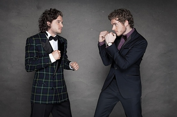 game of thrones richard madden and kit harington esquire