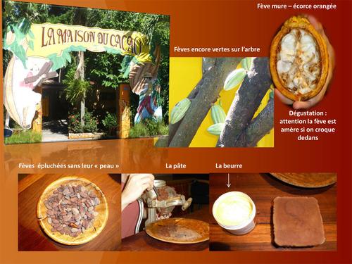 La Maison du Cacao à Pointe Noire