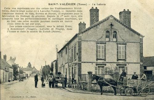 Saint-Valerien (89)