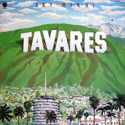 Tavares - Sky High - Complete LP