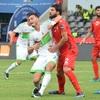 Jeudi 19.1.2017 CAN à Franceville Tunisie-EN 2-1