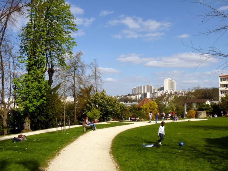 Parc des Montalets