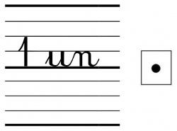 Affichages des nombres en lettres