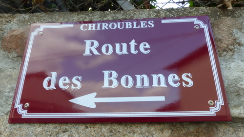 Chiroubles..