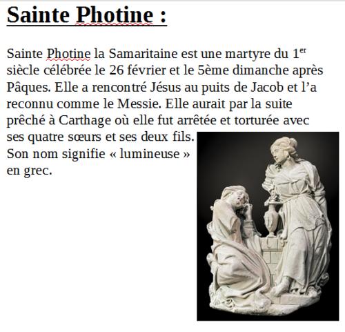 Ste Photine