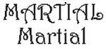 Dictons de la St Martial + grille prénom !