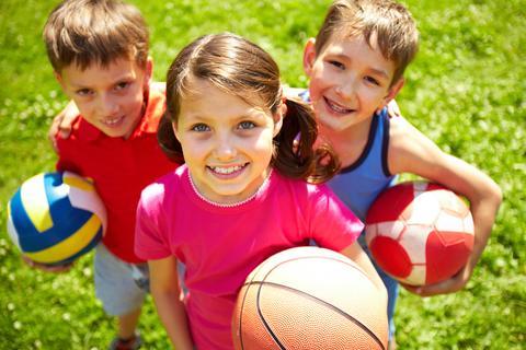 Programme de ministère pour enfants