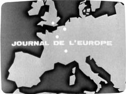 17 mai 1963 / LE JOURNAL DE L'EUROPE / INTROUVABLE
