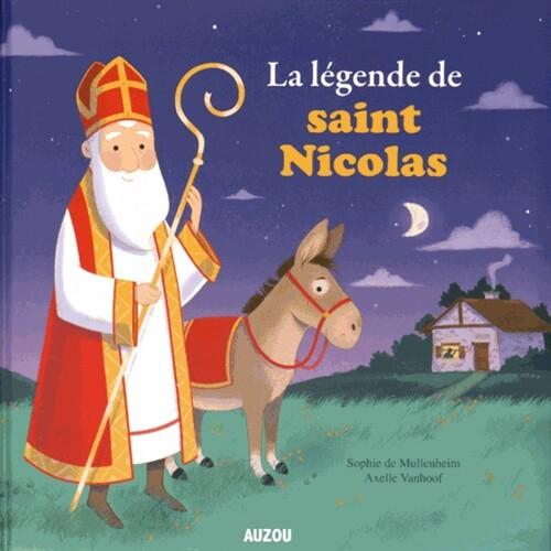 Bonjour, c'est la Saint Nicolas,