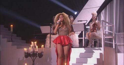 Photos : Beyoncé's UK ITV
