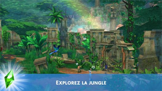 Pack de jeu : Dans la jungle