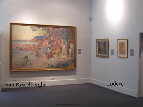 Théo Van Rysselberghe à Lodève